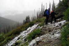 GenTrail-06 For Flattop Mountain Trail - Glacier - Montana - USA