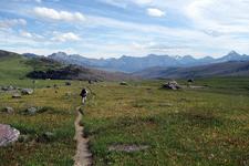 GenTrail-11 For Fielding Coal Creek Trail - Glacier - Montana - USA