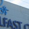 George Best Belfast City Airport Signage