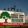 George West Entrance Sign