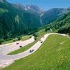 Gerlos Alpenstrasse Road-Tyrol Austria