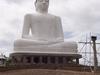 Giant Buddha Statue At Elephant Rock, Kurunegala
