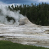 Giant Geyser - Yellowstone - USA