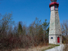 Gibraltar Point Lighthouse On Toronto