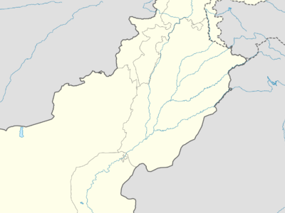 Gilgit Is Located In Pakistan