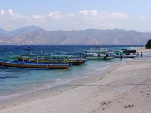 Rinjani Mount and Gili Island - Lombok -Indonesia