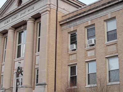 Gilmer  County  Courthouse  W V