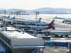 Gimpo International Airport Planes