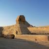 Gizeh Grosse Sphinx BW