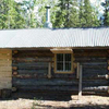 Glacier Creek Cabin