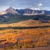 Glacier NP Autumn Colors