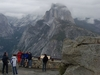 Glacier Point Viewing Area