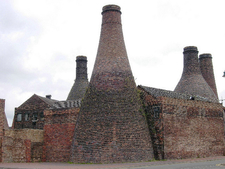 Gladstone Pottery Museum.