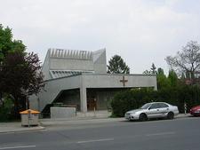 Glanzing Parish Church