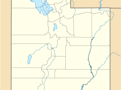 Glendale Is Located In Utah