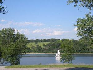 Glenn Cunningham Lake