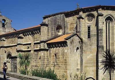 Glesia De Santa María Del Azogue