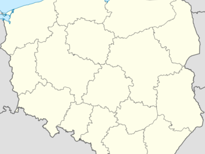 Glinica Is Located In Poland