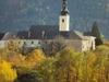 Gloggnitz Provostry With The Old Catholic Parish Church