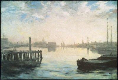 Gloucester  Harbor  William  Morris  Hunt