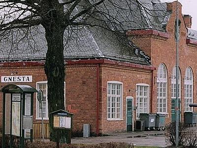 Gnesta Railway Station
