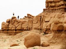 Goblin Valley Rock Formations