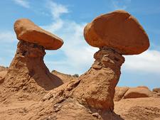 Goblin Valley State Park - Mushrooms