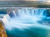 Godafoss Waterfall - North Iceland