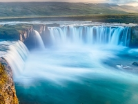 Godafoss cachoeira