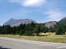 Going-to-the-Sun Mountain - Montana - USA