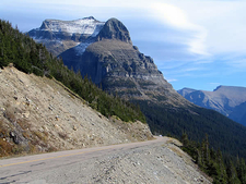 Going-to-the-Sun Road - Glacier - USA