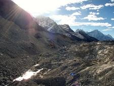 Gokyo Cho La Pass - Lobuche Nepal