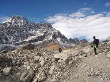 Gokyo - Cho La Pass - Lobuche To Ngozumba - Nepal Himalayas