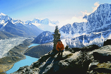 Gokyo Peak & Ngozumba Glacier - Nepal