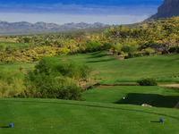 Gold Canyon Golf Resort - Curso 1