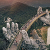Golden Bridge - Ba Na Hills
