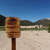 Golden Trout Lakes Trail