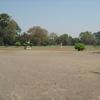 Golf Course Next To Laxmi Vilas Palace