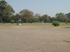Golf Course Next To Laxmi Vilas Palace