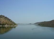 Gomati River - Jaisamand Lake