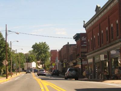 Gordonsville Downtown