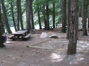 Gorge Lake Campground