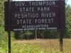 Governor Thompson State Park