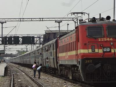 Govindpuri Railway Station