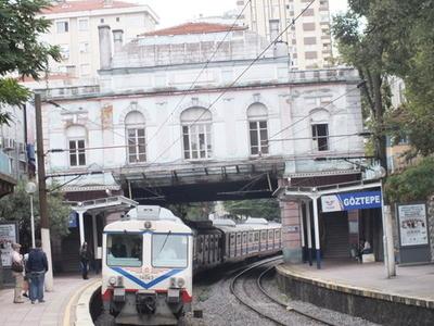 Göztepe Railway Station