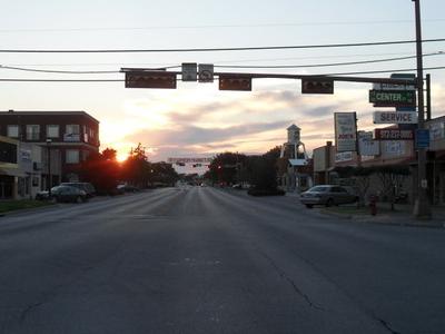 Main Street (looking West)