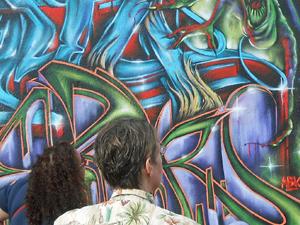 Graffiti & Street Art Walking Tour in Brooklyn Fotos
