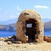 Gramvousa Castle Ruins - Crete
