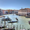 Grand Canal Venice and Saint Marco Square