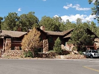 Grand Canyon National Park Superintendent's Residence